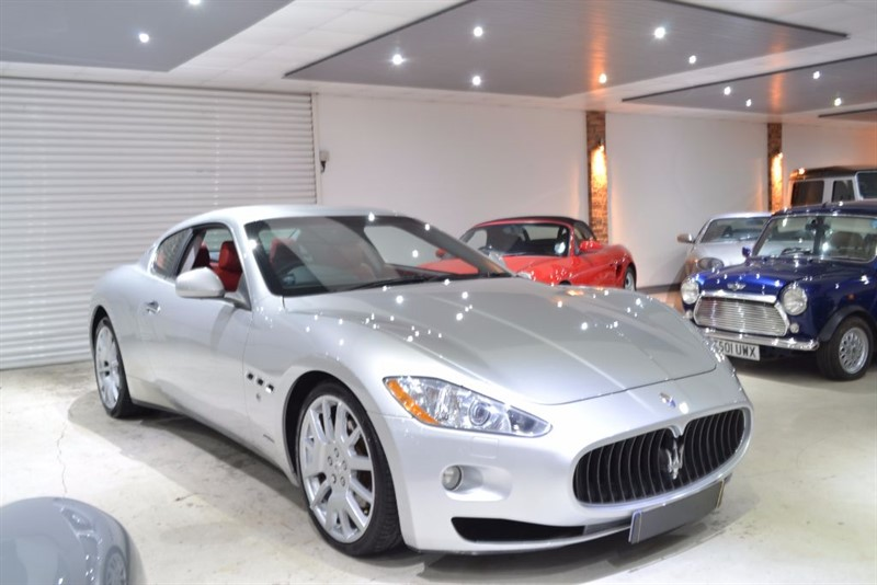 used Maserati Granturismo 4.2 V8 in worcestershire