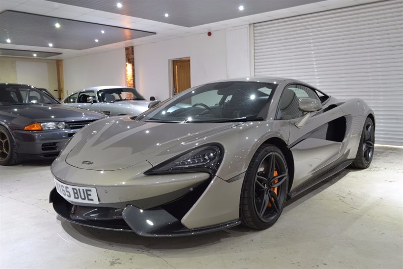 used Mclaren 570s COUPE S-A in worcestershire