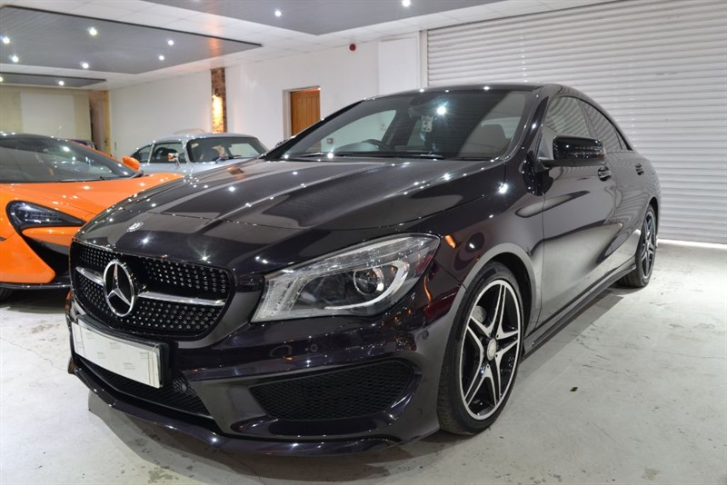 used Mercedes  CLA CLA180 AMG SPORT in worcestershire