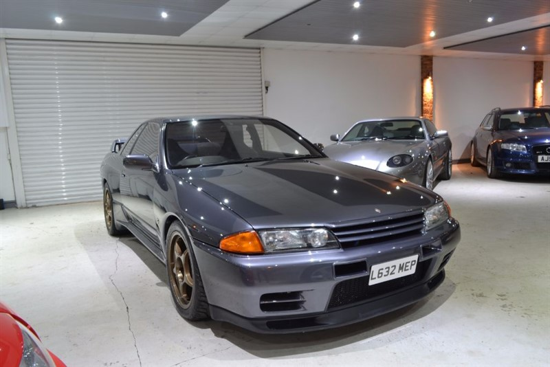 used Nissan Skyline GT-R in worcestershire