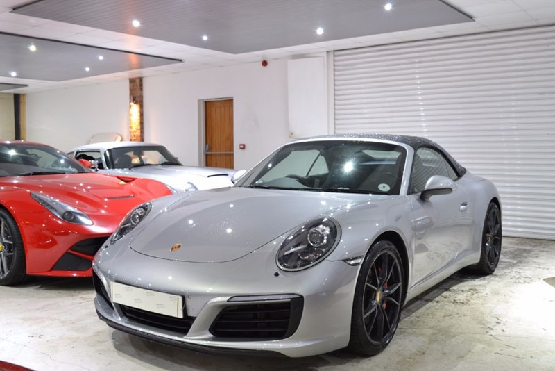 used Porsche 911 CARRERA S PDK in worcestershire