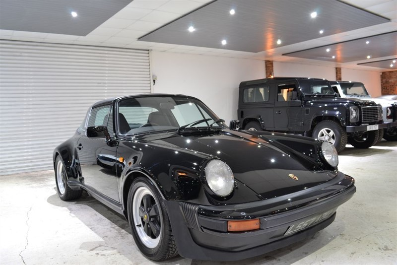 used Porsche 911 targa in worcestershire