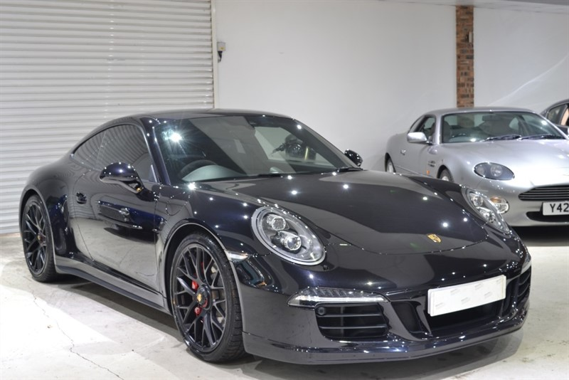 used Porsche 911 CARRERA 4 GTS PDK in worcestershire