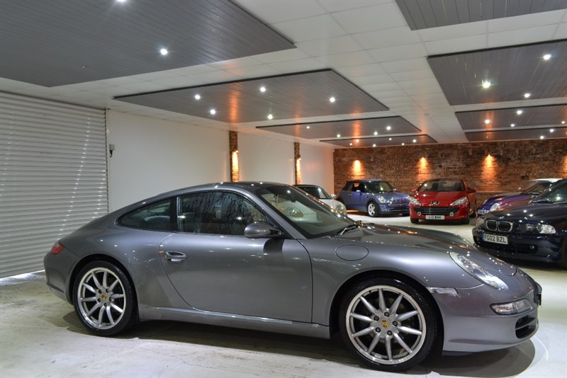 used Porsche 911 Carrera 2dr in worcestershire