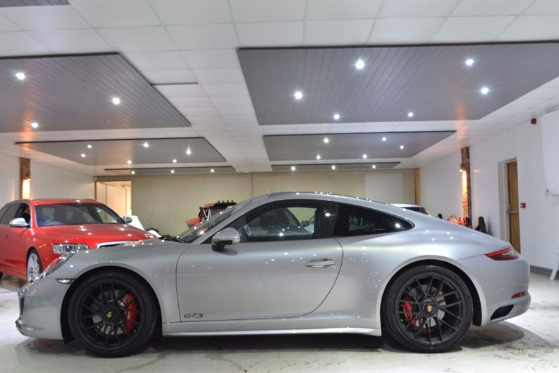 used Porsche 911 CARRERA GTS PDK in worcestershire