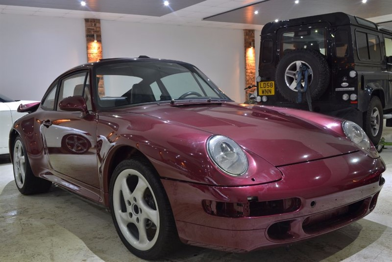 used Porsche 911 964 in worcestershire