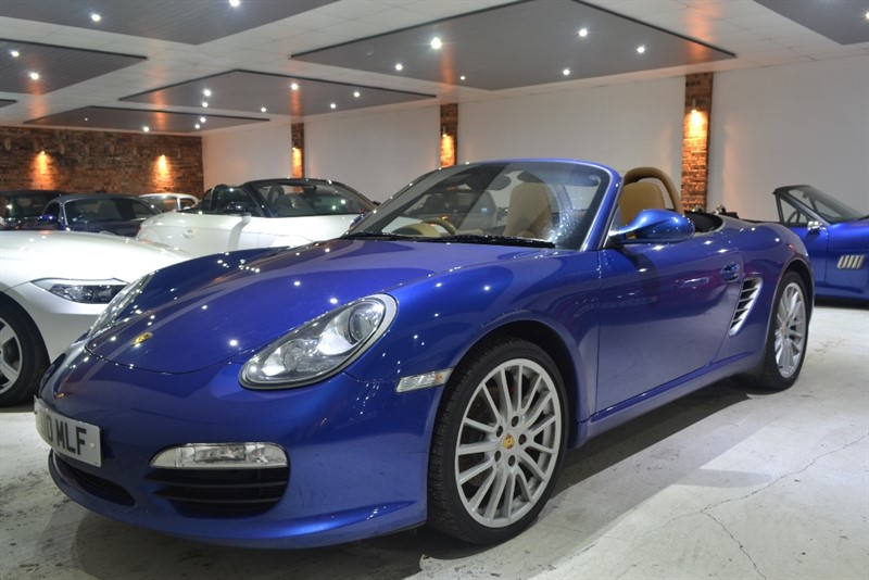 used Porsche Boxster 3.4 S 2dr in worcestershire