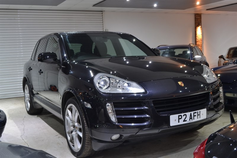 used Porsche Cayenne S Tiptronic AWD 5dr in worcestershire