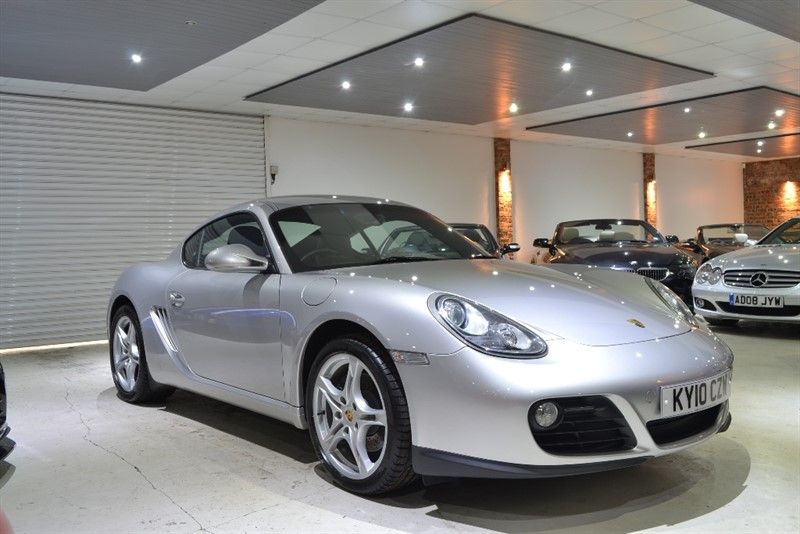 used Porsche Cayman 987 2dr in worcestershire