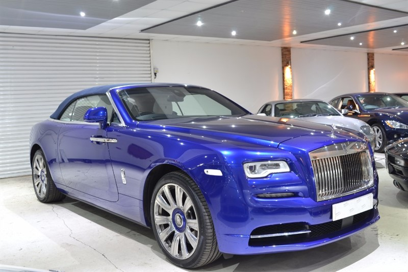 used Rolls-Royce Dawn  in worcestershire
