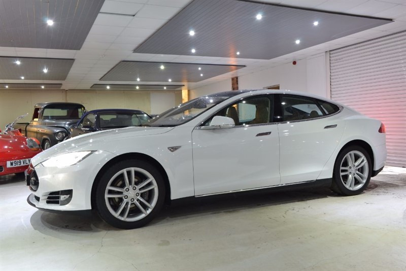 used Tesla Model S AUTO in worcestershire