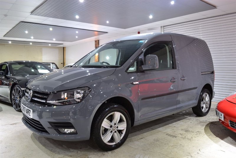 used VW Caddy C20 TDI HIGHLINE in worcestershire