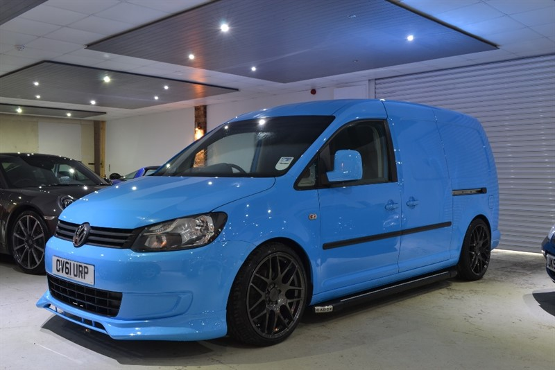 used VW Caddy Maxi TDI C20 5dr in worcestershire