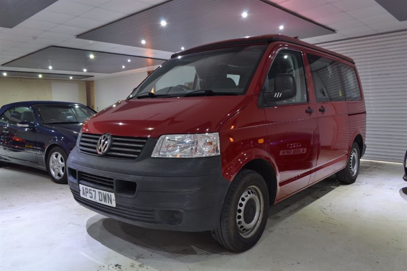 used VW Transporter T30 SWB TDI TIPTRONIC in worcestershire