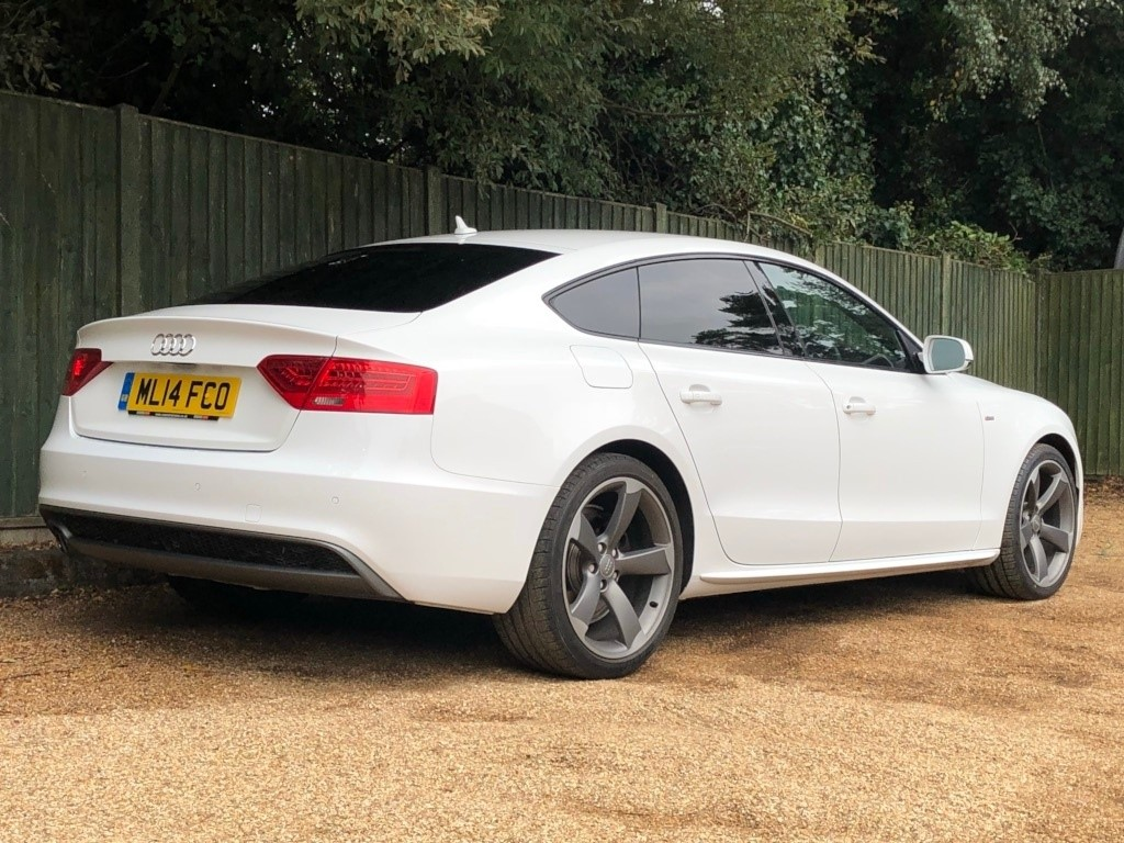 Used White Audi A For Sale Dorset - White audi a5
