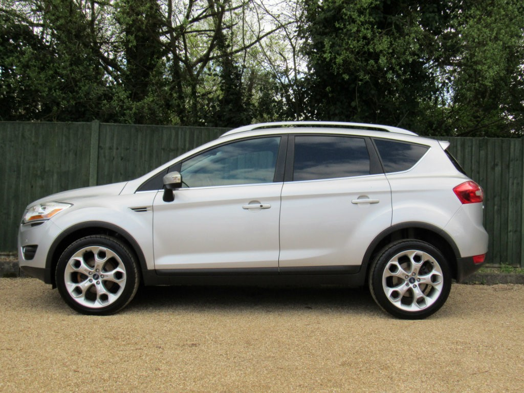 used silver ford kuga for sale dorset. Black Bedroom Furniture Sets. Home Design Ideas