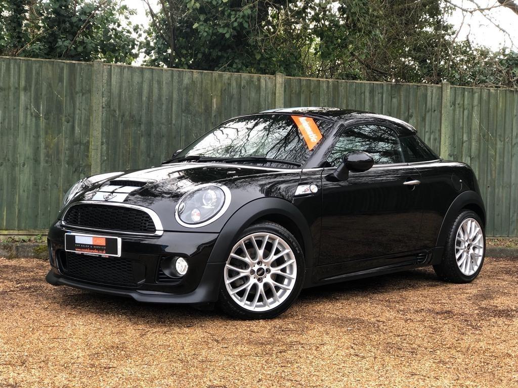 Used Black Mini Coupe For Sale Dorset