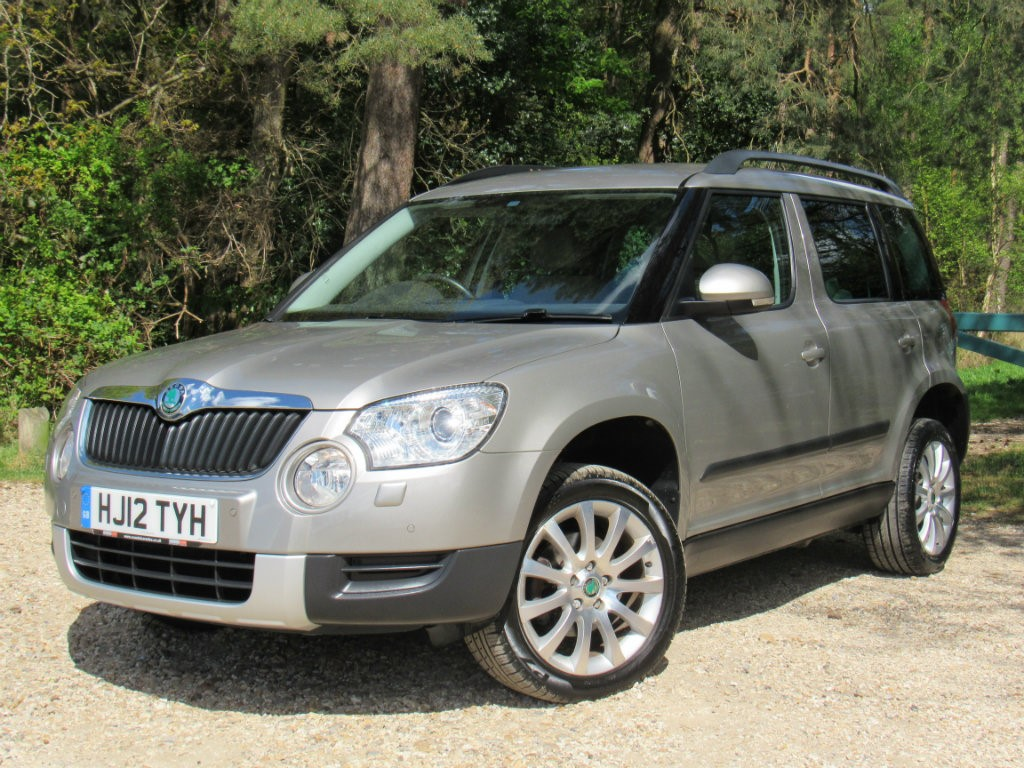 used beige skoda yeti for sale dorset. Black Bedroom Furniture Sets. Home Design Ideas
