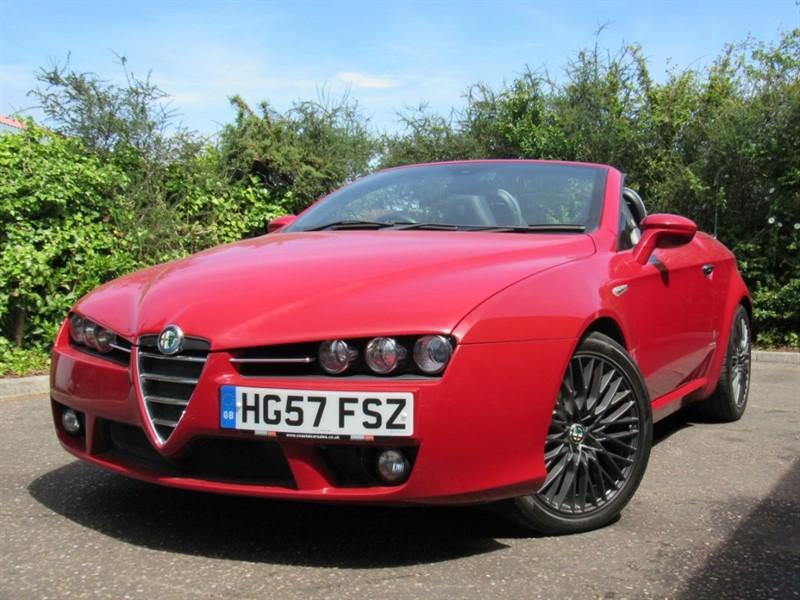 used Alfa Romeo Spider JTS 2dr in in-dorset
