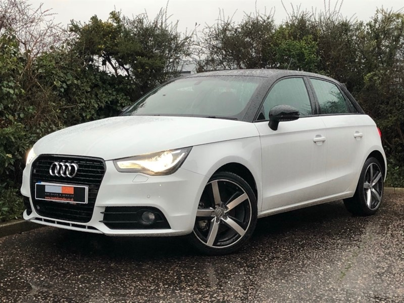 used Audi A1 TFSI Amplified Edition Sportback S Tronic 5dr in in-dorset
