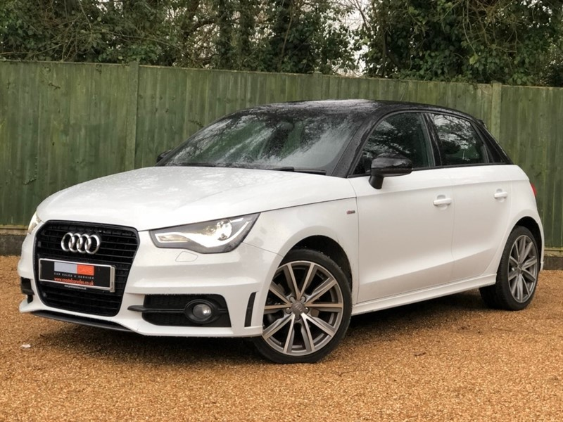 used Audi A1 TFSI S Line Style Edition Sportback 5dr in in-dorset