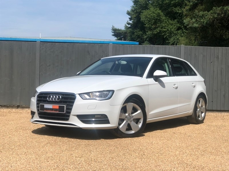 used Audi A3 TFSI Sport Sportback S Tronic 5dr in in-dorset