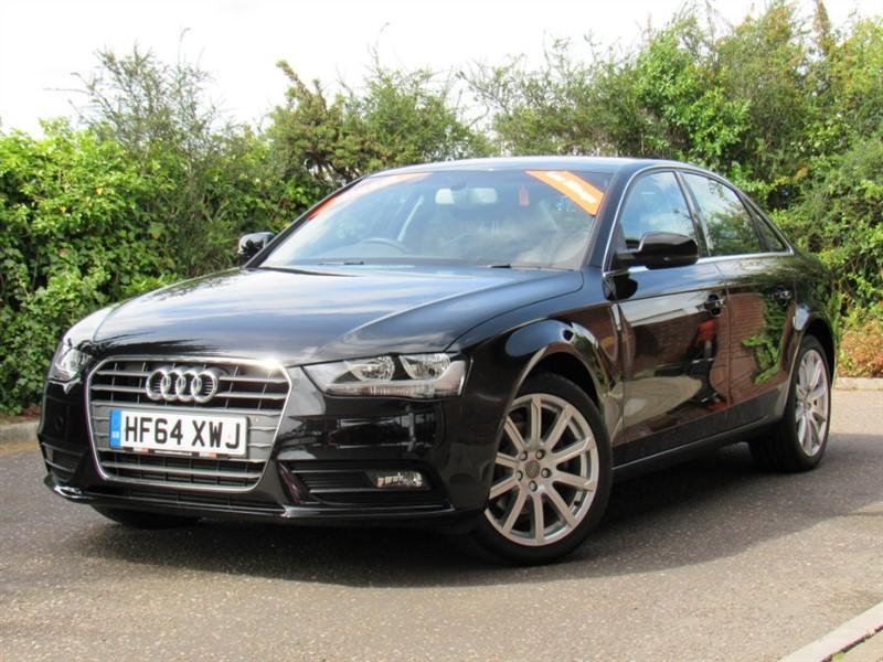 used Audi A4 TDI SE Technik 4dr in in-dorset
