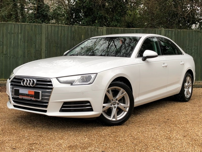 used Audi A4 TFSI Sport Saloon 4dr (start/stop) in in-dorset