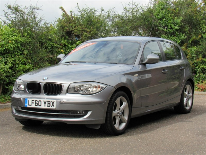 used BMW 116i 1 Series Sport 5dr in in-dorset