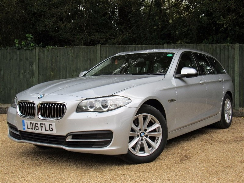 used BMW 520d 5 Series SE Touring Auto 5dr in in-dorset