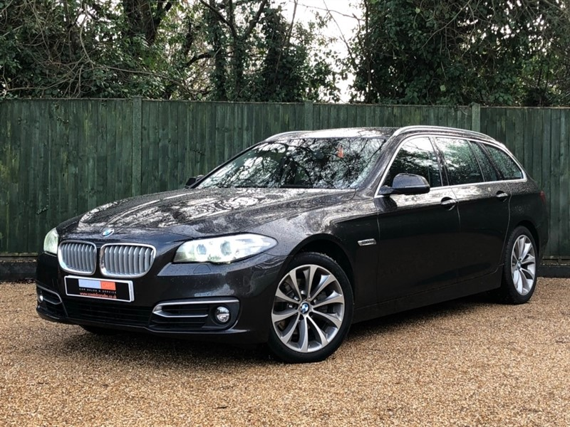 used BMW 520d 5 Series Modern Touring 5dr in in-dorset