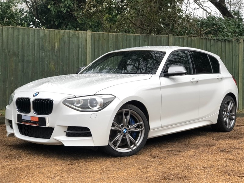 used BMW M135i 1 Series Sports Hatch (s/s) 5dr in in-dorset