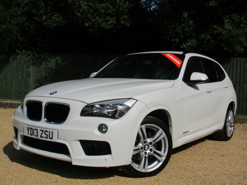 used BMW X1 18d M Sport xDrive 5dr in in-dorset