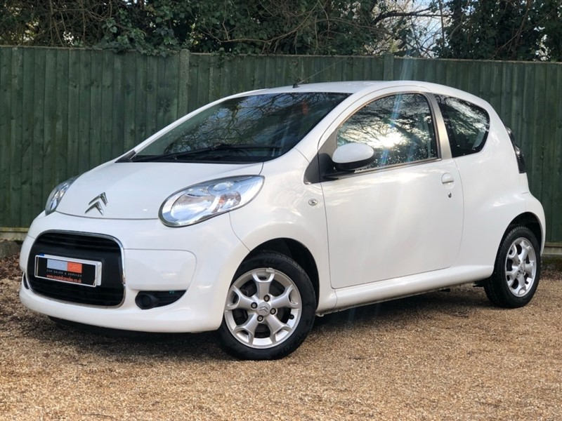 used Citroen C1 i VTR+ 3dr in in-dorset