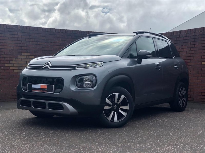 used Citroen C3 Aircross PureTech Feel (s/s) 5dr in in-dorset