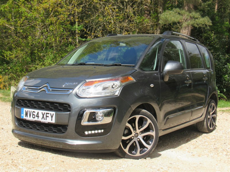 used Citroen C3 Picasso HDi Exclusive 5dr in in-dorset