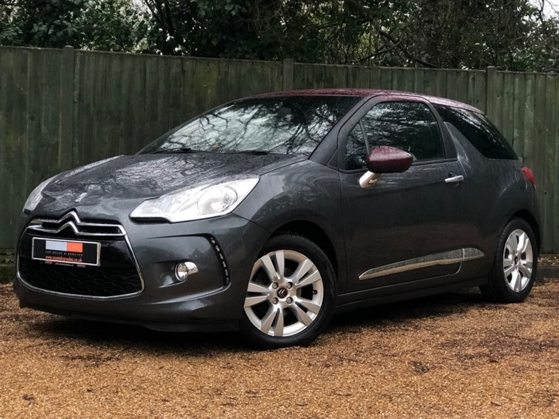 used Citroen DS3 e-HDi Airdream DStyle 3dr in in-dorset
