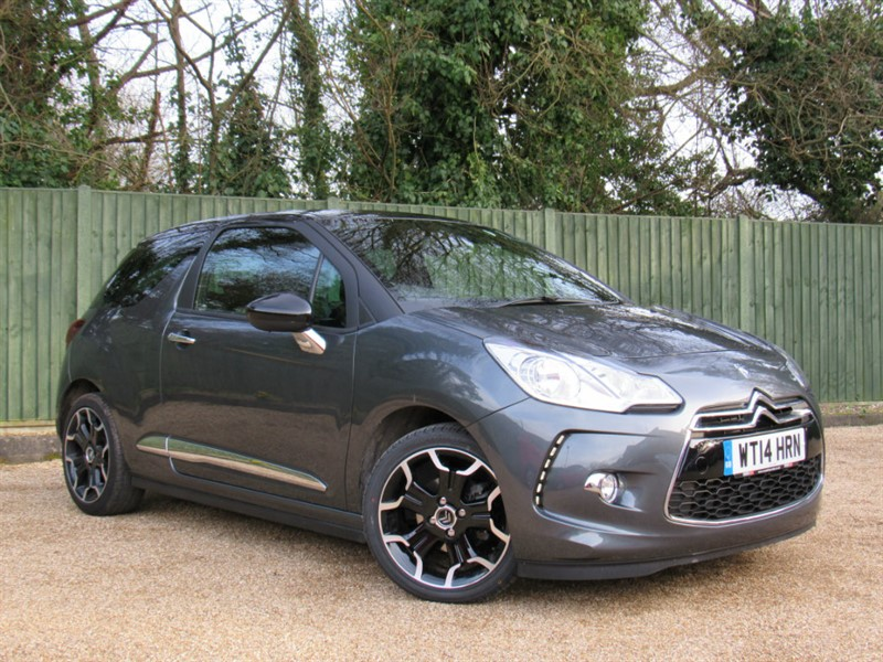 used grey citroen ds3 for sale dorset