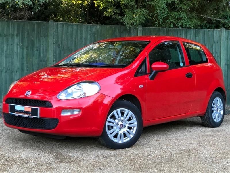 used Fiat Punto 1.2 8v Pop + 3dr in in-dorset