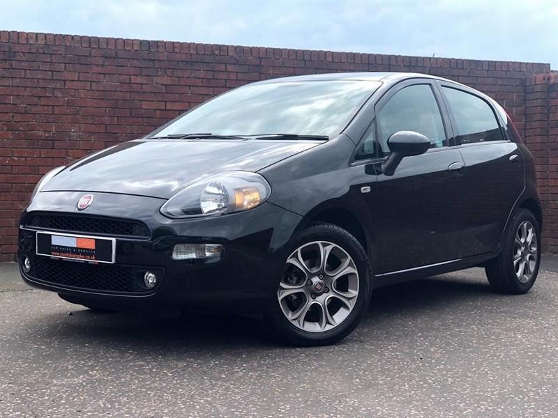 used Fiat Punto 8v Easy + 5dr in in-dorset