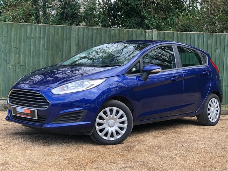 used Ford Fiesta TDCi Style 5dr in in-dorset