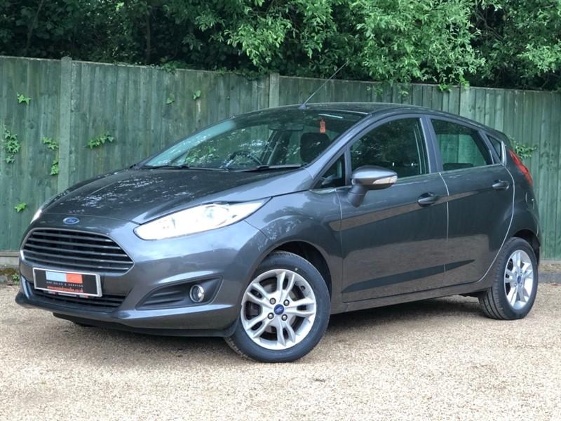 used Ford Fiesta T EcoBoost Zetec (s/s) 5dr in in-dorset