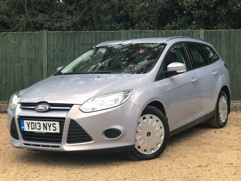 used Ford Focus TDCi ECOnetic Edge 5dr in in-dorset