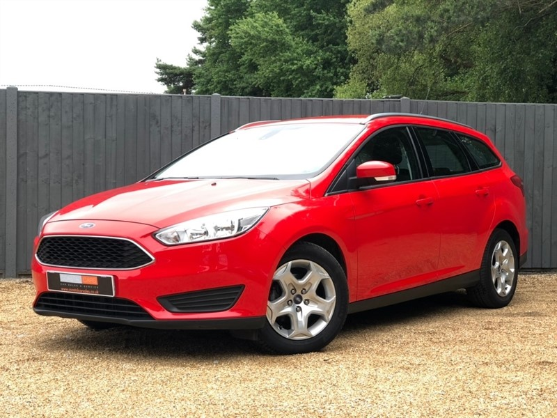 used Ford Focus TDCi Style (s/s) 5dr in in-dorset