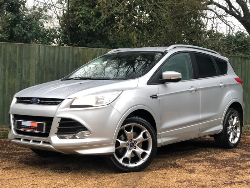 used Ford Kuga TDCi Titanium Sport 5dr in in-dorset