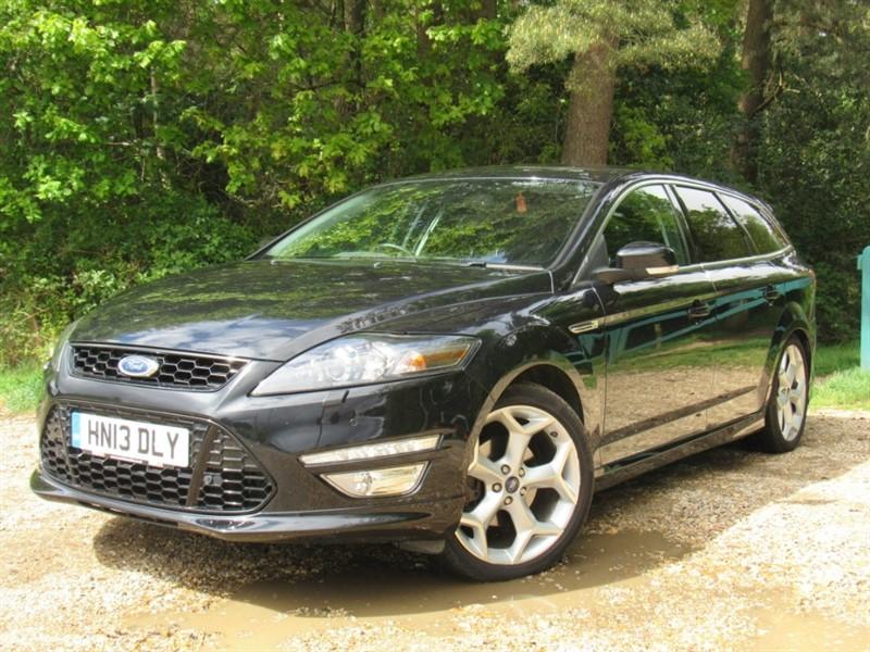 used Ford Mondeo TDCi Titanium X Sport 5dr in in-dorset