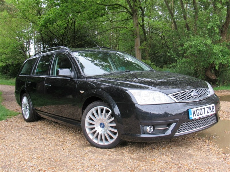 used Ford Mondeo TDCi SIV ST 5dr in in-dorset