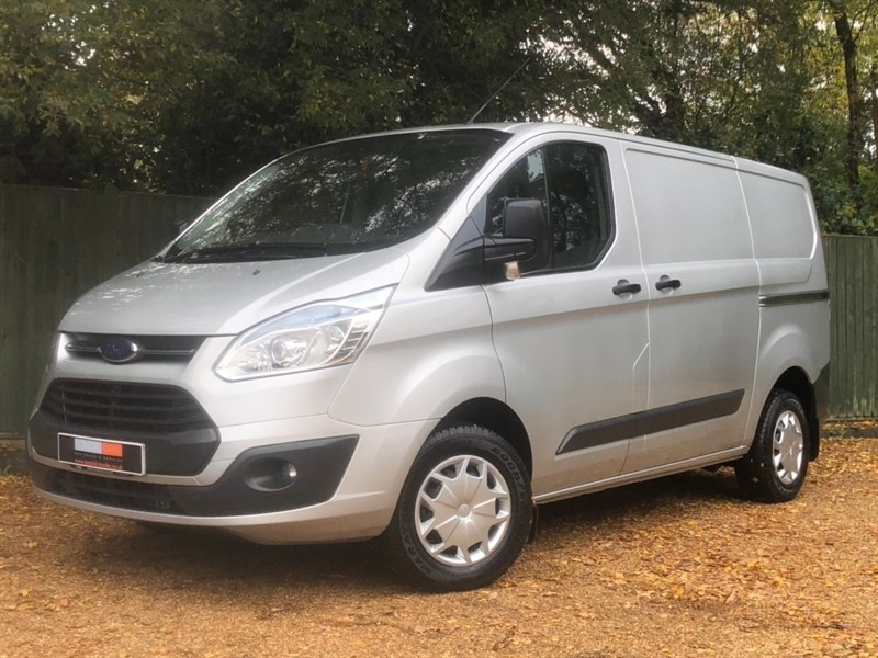 used Ford Transit Custom TDCi 290 L1H1 Trend Panel Van 5dr in in-dorset