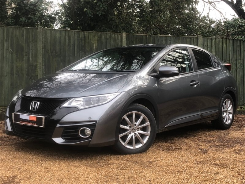 used Honda Civic i-DTEC SE Plus Navi (s/s) 5dr in in-dorset