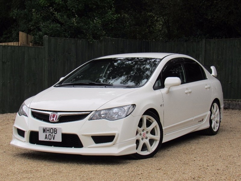 used Honda Civic i-VTEC Type R Saloon 4dr in in-dorset
